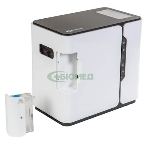 Кислородный концентратор БИОМЕД 7F-1А цвет белый - фото 3