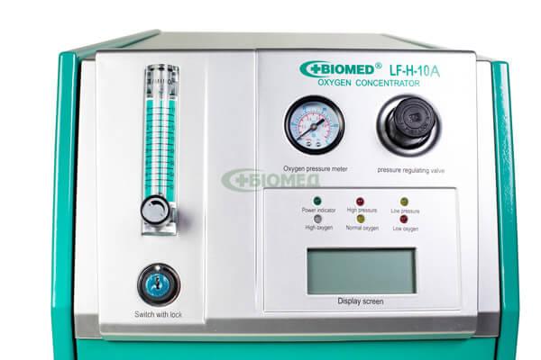 Кислородный концентратор БИОМЕД LF-H-10A - фото 3