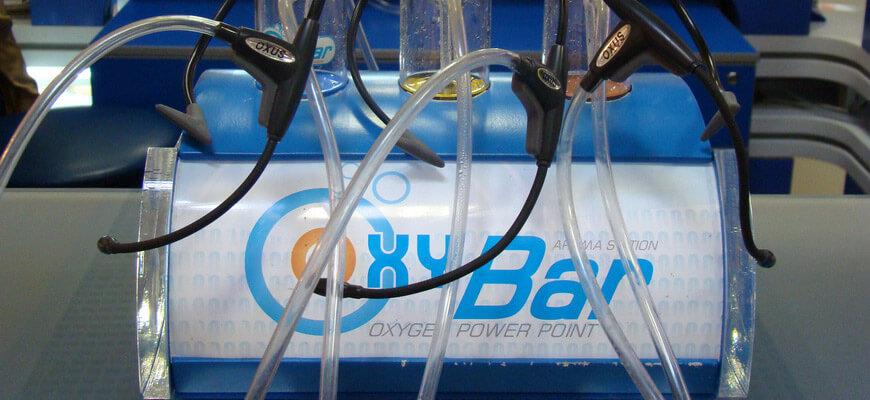 Фото кислородного бара в ТЦ фото 2