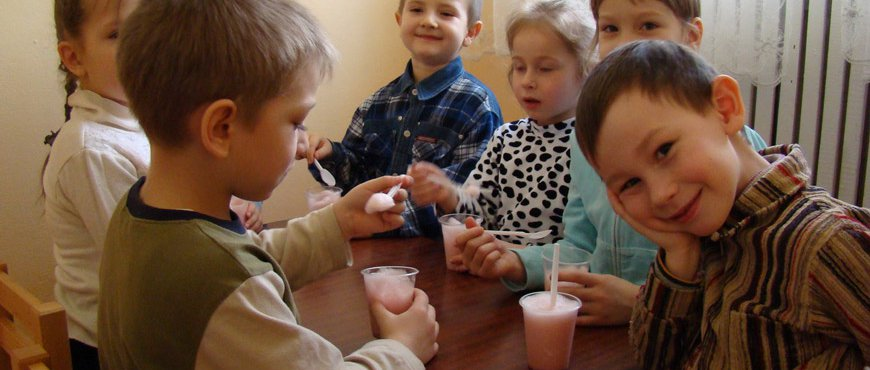 Курс кислородных коктейлей в детском саду фото 6