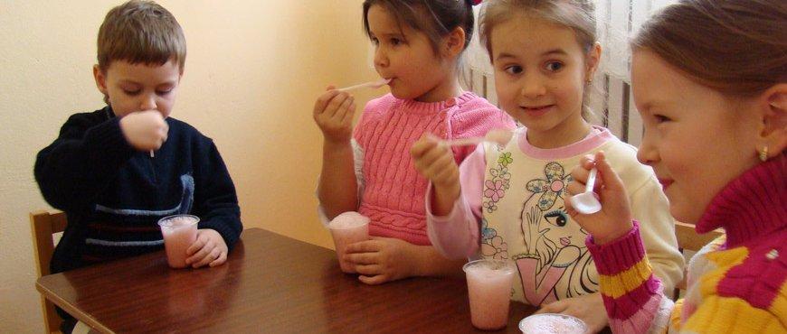 Курс кислородных коктейлей в детском саду фото 5