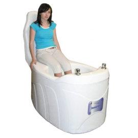 Вихревая гидрофотомагнитная ванна для ног Купава