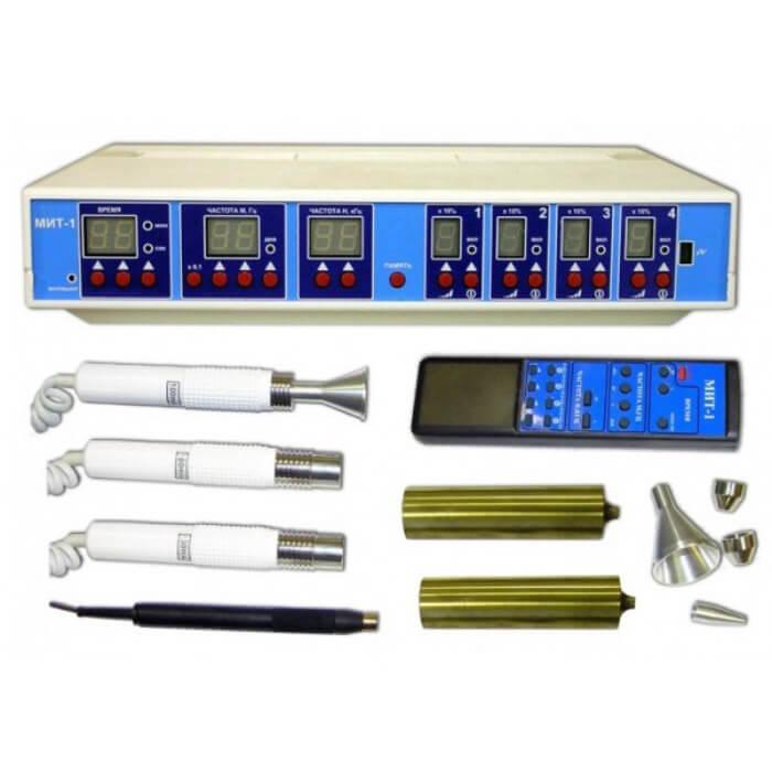 Аппарат для рефлексотерапии комбинированный МИТ-1, фото 2