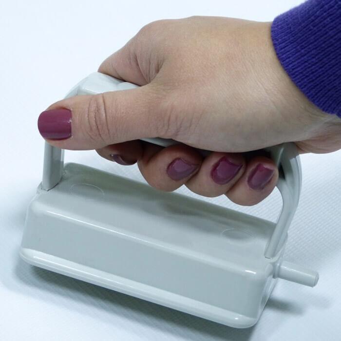 Насадка с тремя магнитными роликами № 1 для вакуумного массажера МВТ-01. фото 3