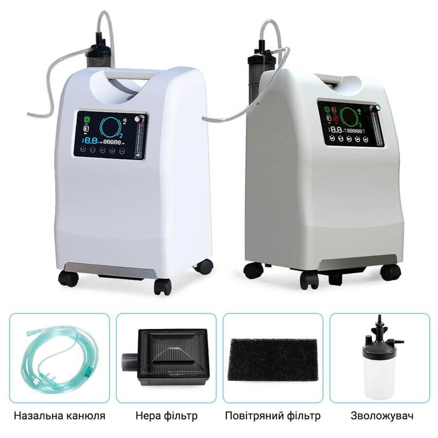 Медицинский кислородный концентратор OLV - фото 1